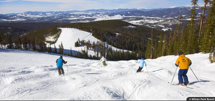 Winter Park extends 2013/14 ski season by one week.