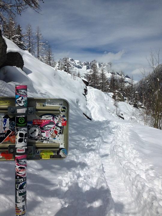 Vallee Blanche Ski.com cat skiing