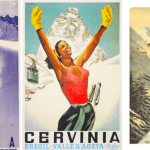 Top Vintage Ski Posters Every Skier Should Own
