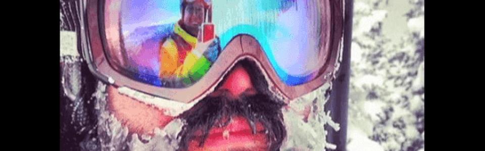 #GoggleSelfie