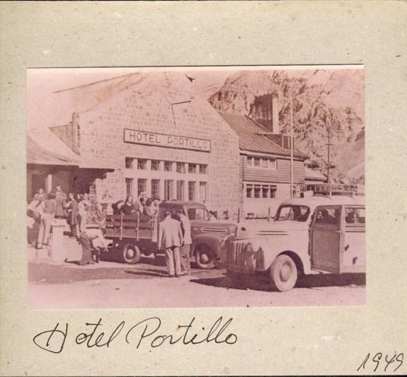 Hotel Portillo 1949