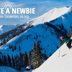 Nominate a newbie + enter to win an Aspen Snowmass ski trip