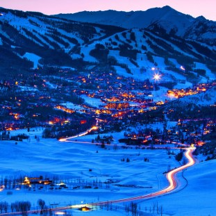 Snowmass base village, Snowmass Village