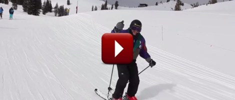 George Jedenoff 97-year-old Utah skier