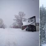 Big storm delivers white Christmas to ski resorts across the West