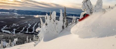 Big White ski trip, Big White BC