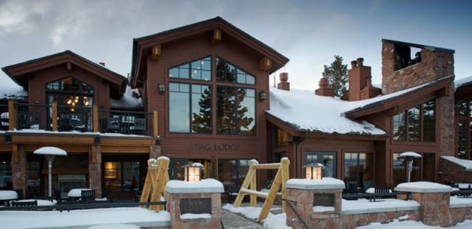 deer valley stag lodge
