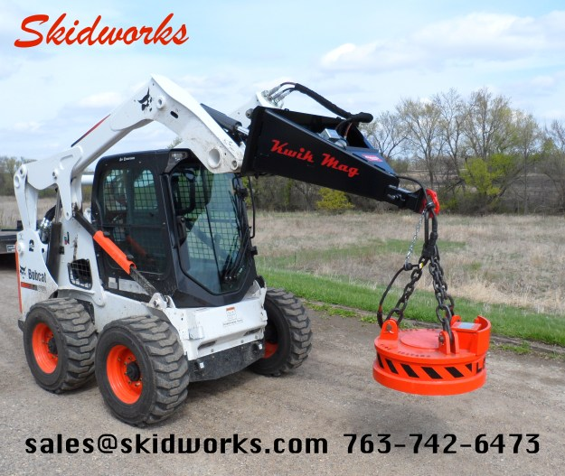 Skidworks skid steer attachments