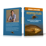 New Fly Tying book for Redfish by Drew Chicone