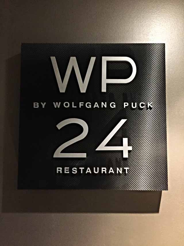 Celebrate Your Special Occasion at WP24 by Wolfgang Puck