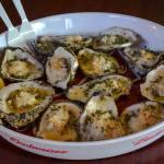 Skinny's Garlic Twist Oysters