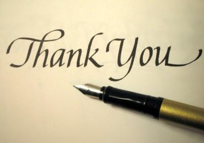 28 Appreciation, Gratitude and Thank You Quotes