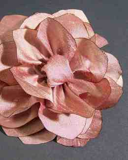 Silk Lotus Flower Tutorial