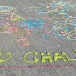3-D Chalk Paint