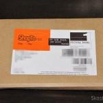 Envelope da ShopTo com o F1 2010 (PS3)
