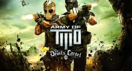 عرض اطلاق لعبة Army of Two: The Devil's Cartel