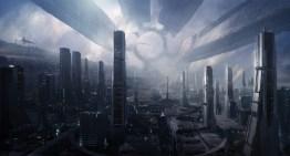 ندوة عرض Mass Effect الجديدة  في San Diego Comic Con
