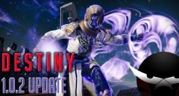 رأينا بخصوص التحديث 1.0.2 للعبة  Destiny