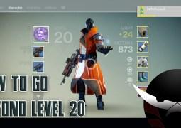 فيديو : ازاي تعدي level 20 في ديستني  ؟؟