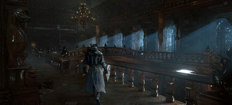 تفاصيل التحديث 1.03 للعبة Bloodborne و حل مشكلة شاشات التحميل