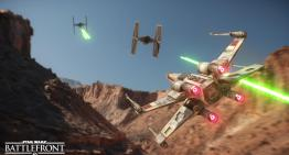 اول عرض للـFighter Squadron Mode في لعبة Star Wars Battlefront