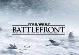اول عرض للعبة Star Wars Battlefront و تفاصيل جديدة عن اللعبة