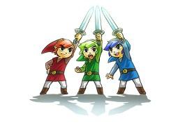 الكشف عن موعد اصدار The Legend of Zelda: Tri Force Heroes