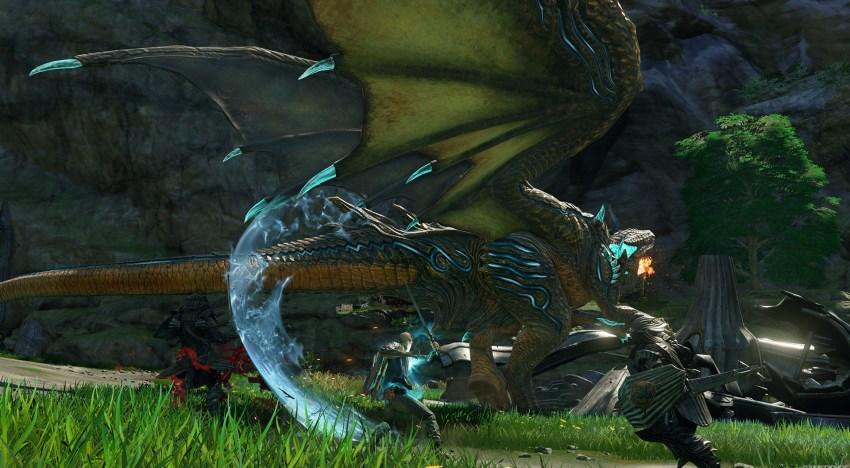 تسريب معاد اصدار لعبة Scalebound حصرية الـXbox One