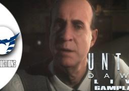 فيديو Live Gameplay  من لعبة Until Dawn