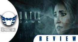 مراجعة لعبة Until Dawn