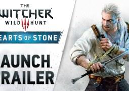 عرض اطلاق The Witcher 3: Hearts of Stone