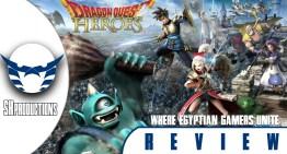 مراجعة Dragon Quest Heroes: The World Tree's Woe and the Blight Below