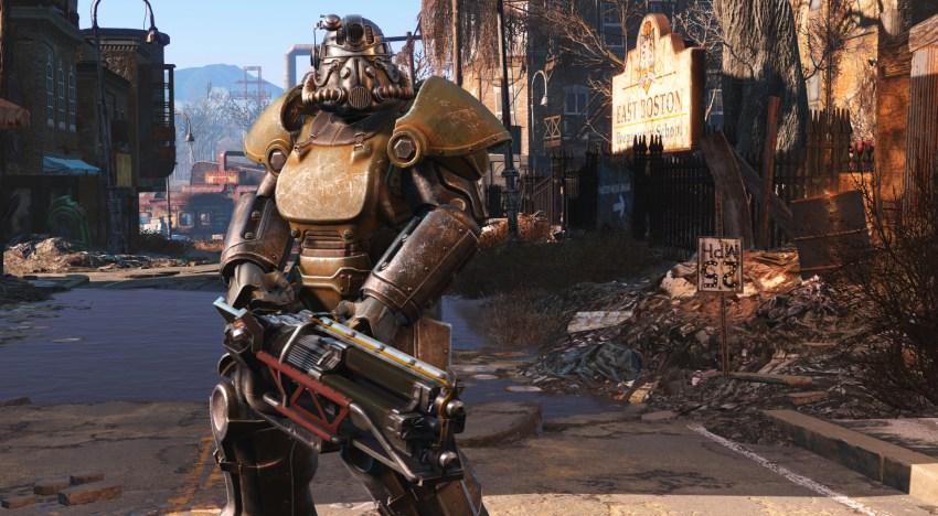 الاعلان عن معاد بداية دعم الـMods الخاصة بلعبة Fallout 4 علي الـConsoles