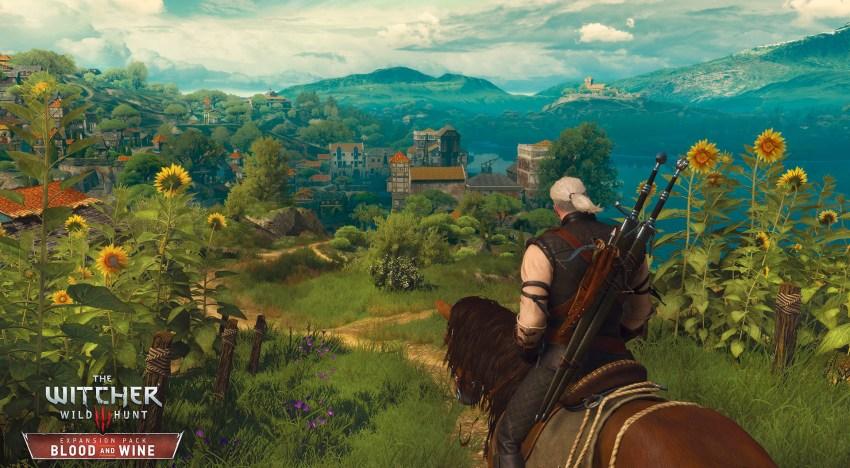 تفاصيل جديدة عن حجم خريطة اضافة Blood & Wine للعبة The Witcher 3