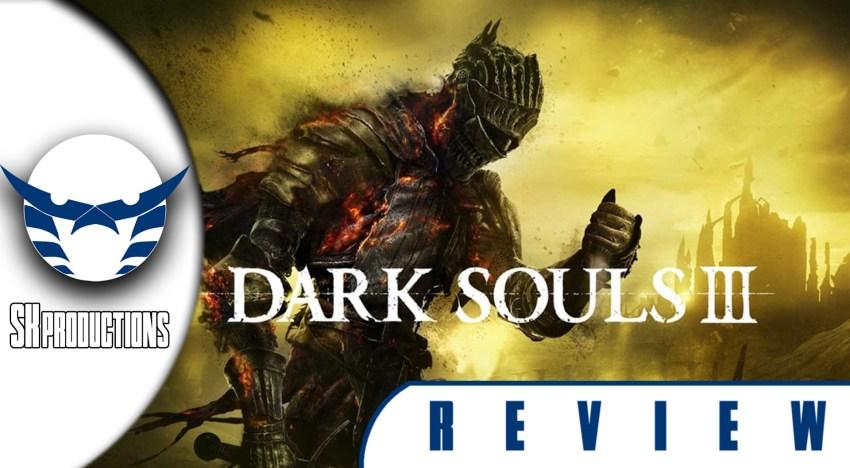مراجعة لعبة Dark Souls 3