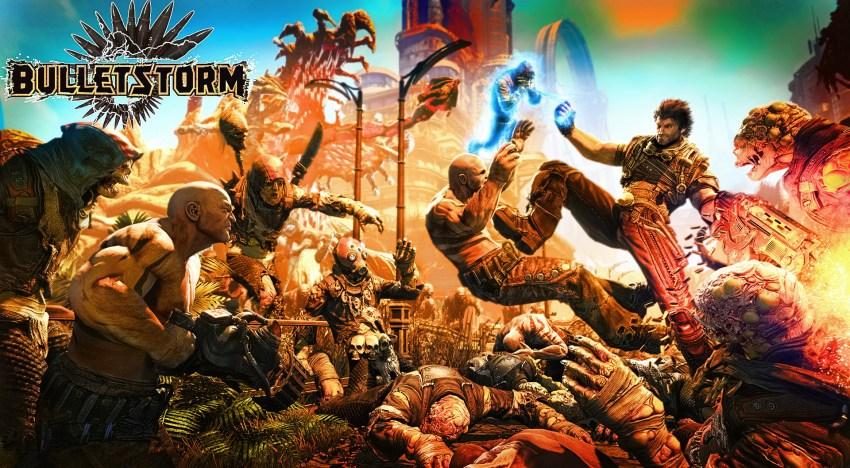 ظهور تقييمات عمرية جديدة للنسخة Remaster من Bulletstorm