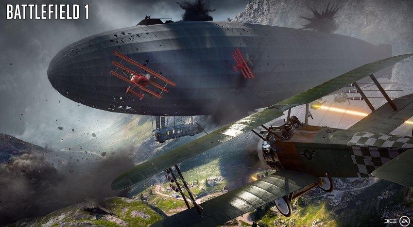 تسريب لكم ضخم من المعلومات عن Battlefield 1 من اسماء خرائط و اسلحة و تفاصيل عن القصة