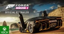 الكشف عن Forza Horizon 3