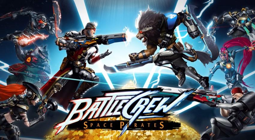 شراكة بين Dontnod و ستيديو جديد لتقديم لعبة Battlecrew Space Pirates