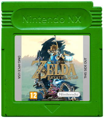 nx cartridge concept