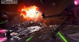 الاعلان عن الـBattle Station Mode للعبة Star Wars Battlefront