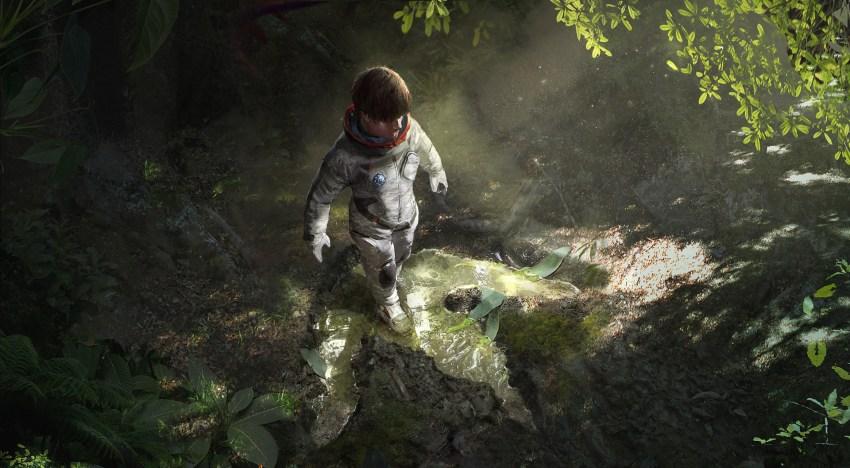 فيديو يوميات التطوير الاول لـRobinson: The Journey لعبة الـPlayStation VR