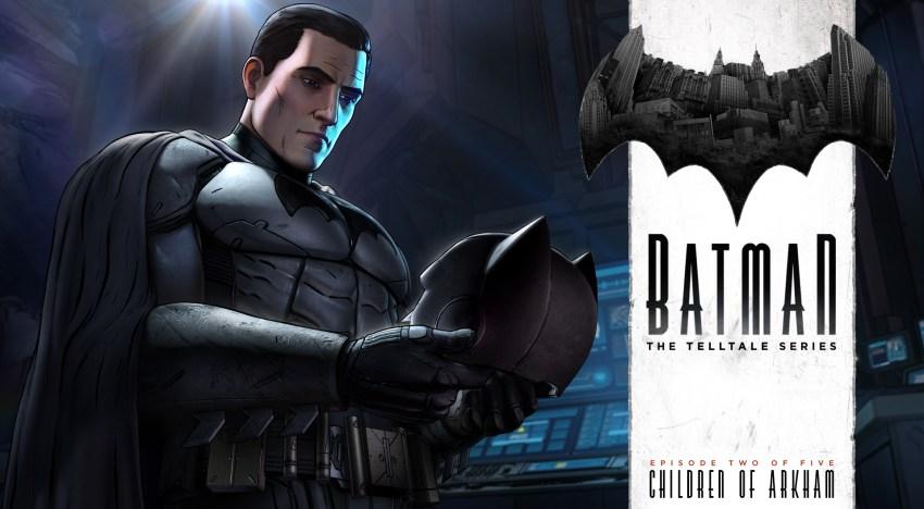 الكشف عن موعد اصدار الحلقة التانية من Batman – The Telltale Series بعنوان Children of Arkham