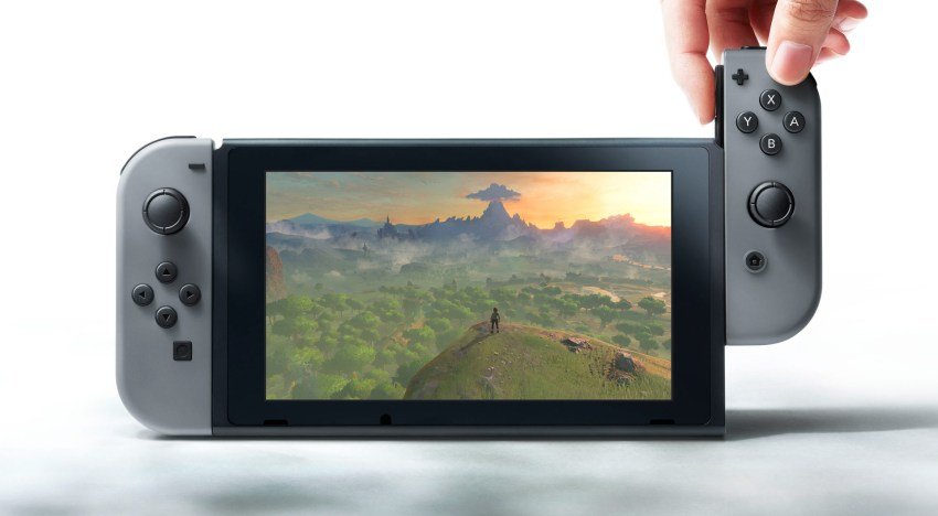Nintendo Switch ممكن يدعم الـVR في المستقبل