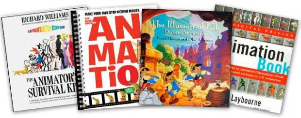 animation books for students