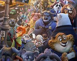 Zootropolis – Review