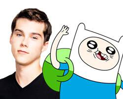 Interview with Adventure Time's Jeremy Shada (Finn the Human)
