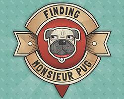"NFB launch interactive app ""Where's Monsieur Pug?"""