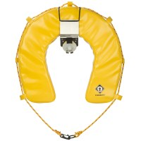Crewsaver Horseshoe Set - Hamble Horseshoe Buoy, Bracket & Light