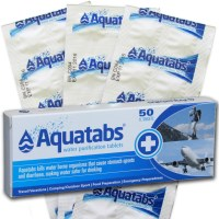 Aquatabs Water purification Tablets